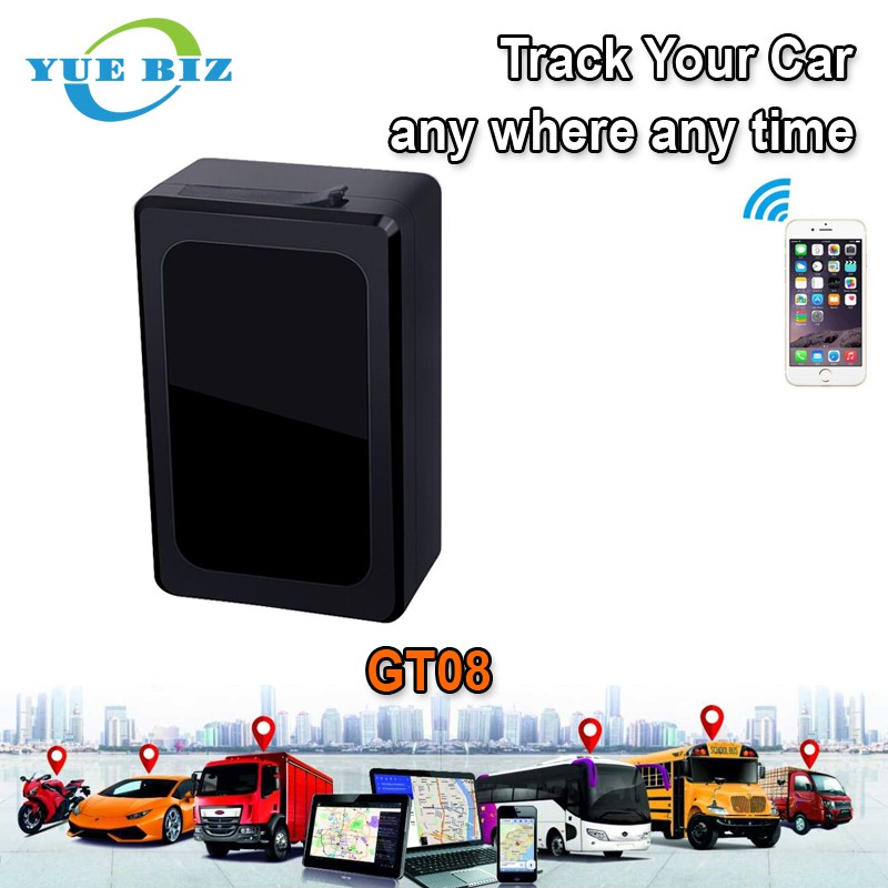 Longest standby time GPS Tracker