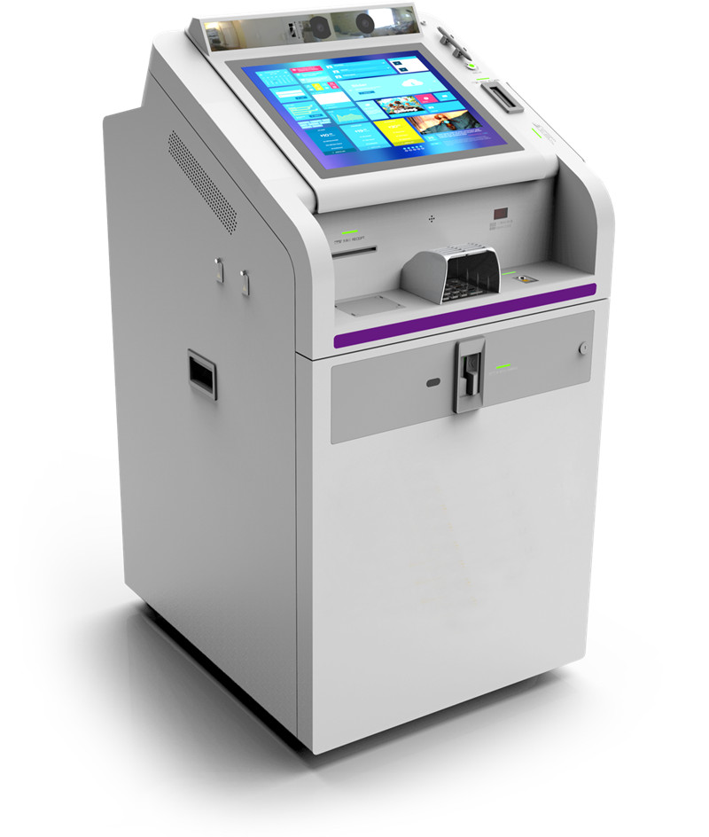 Selectable Card Dispenser BST260L-AQ1/automation card management