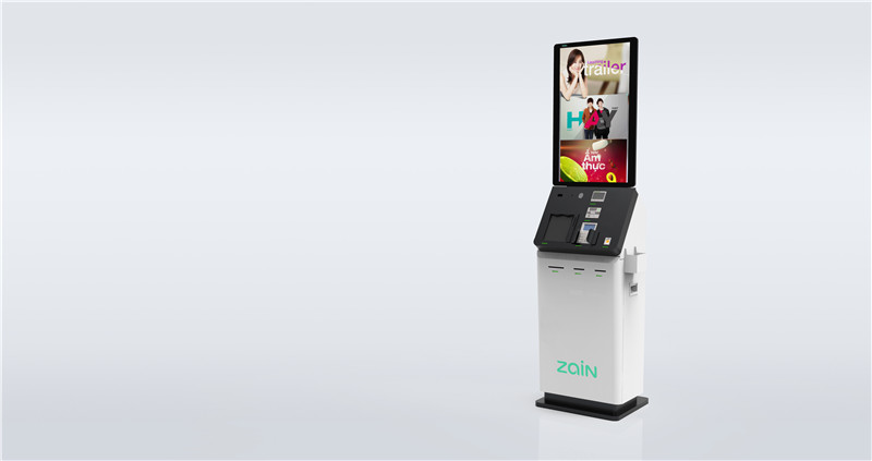 SIM-card Dispensing Kiosk BST620-A03 for Kuwait