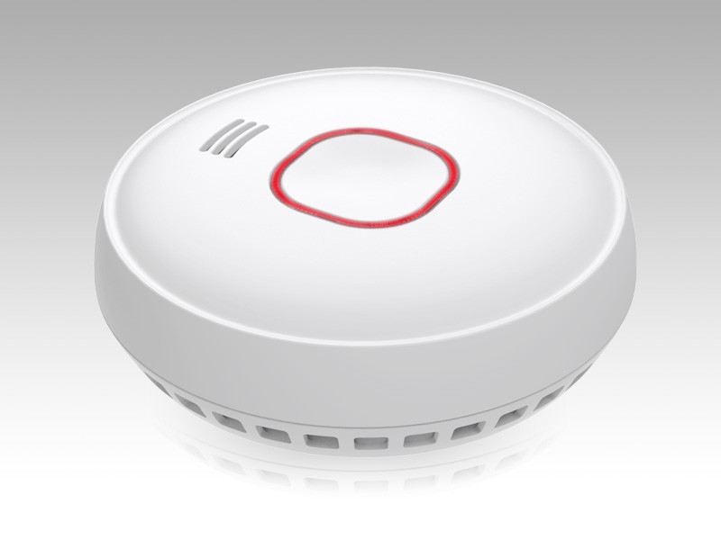 UL Approval Wireless Alarm Z-wave GSM Smoke Detector Alarm GS559A-B