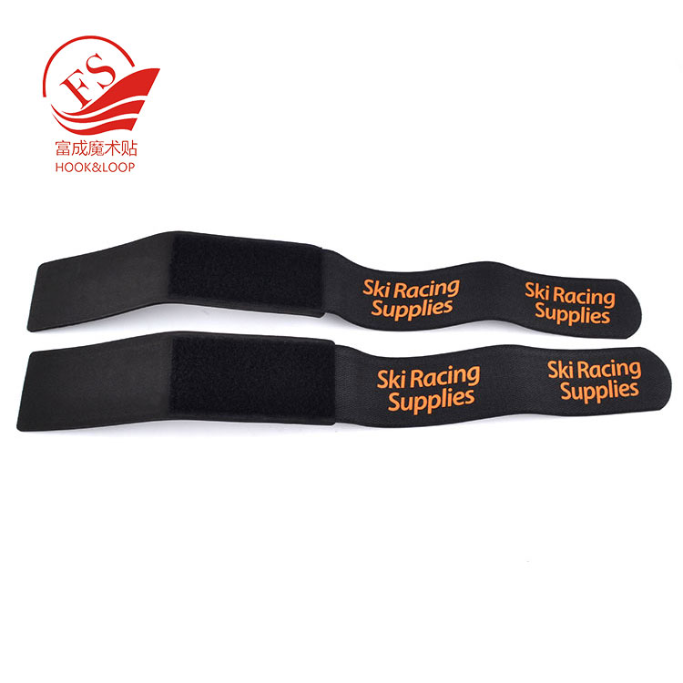 Most popular rubber fashionable alpine ski strapping binding