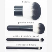 Don't waste time, choose face makeup brush quickly