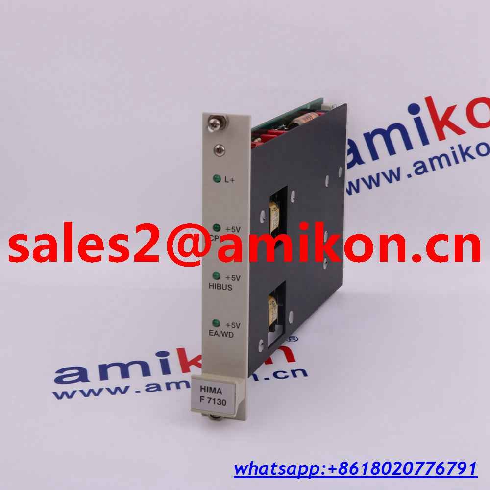 HIMA F7130 HIMatrix Safety-Related Controller