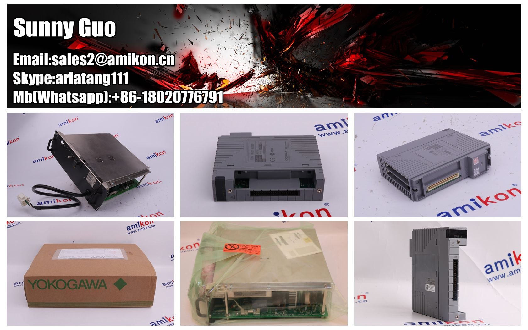 ABB 3BHE024577R0101 | sales2@amikon.cn | ship in 24h