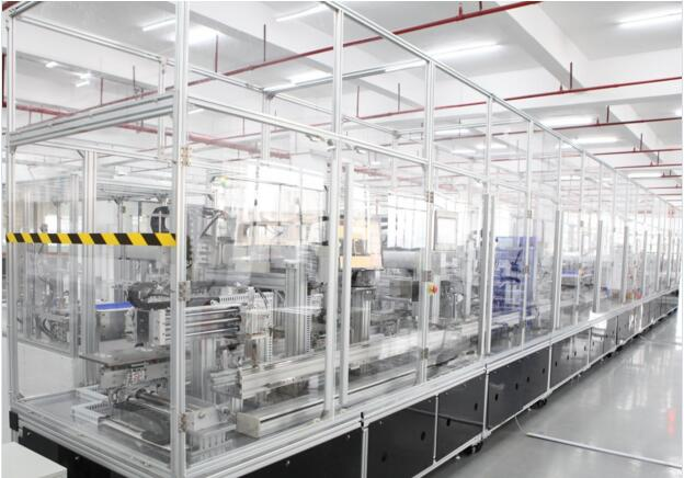 Automatic LED Assembly Production Line (For Bulb LED)