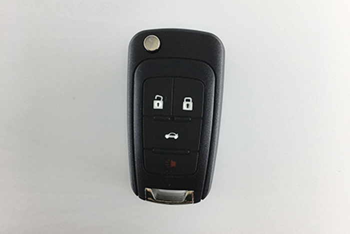 4BTN Chevrolet Cruze Remote Control Folding Key