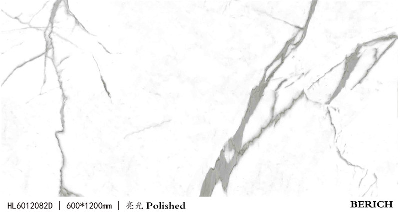 Berich carrara tile design glazed porcelain wall tile