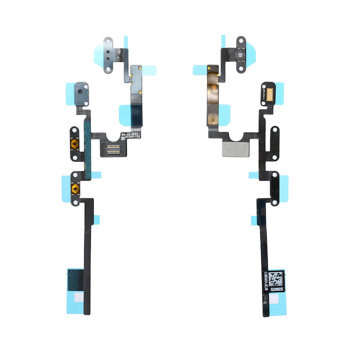 iPad Pro 12.9 Power Button and Volume Button Flex Cable Ribbon