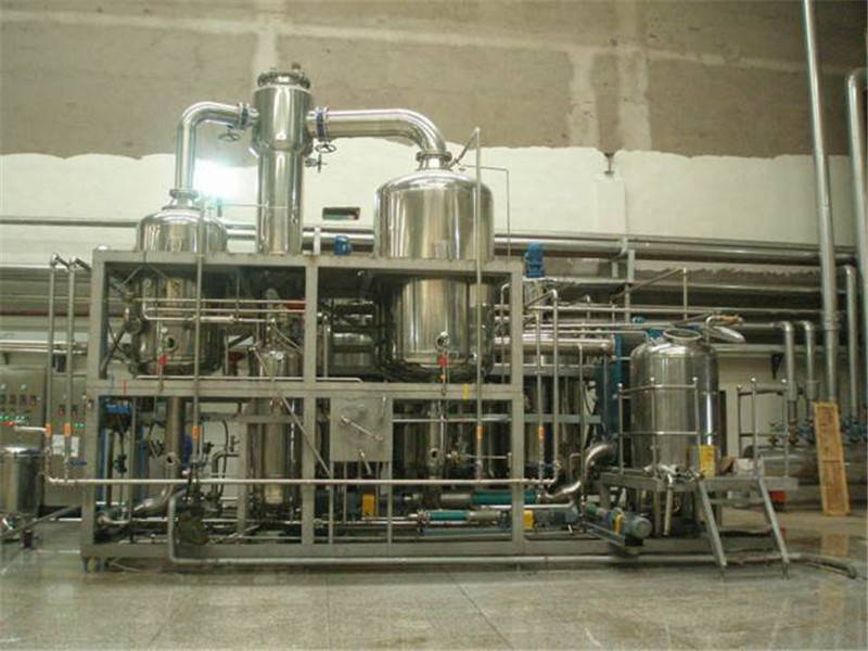 bone/skin/fish gelatin evaporative sterilizer gelatin processing equipment