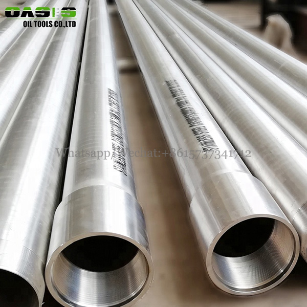 9 5/8 inch stainless steel 316L water well casing pipe for oil well