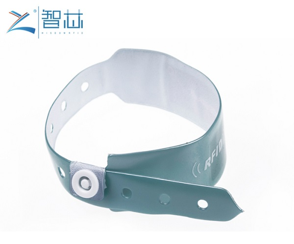 Alien H3 Disposable Softer PVC RFID Wristband