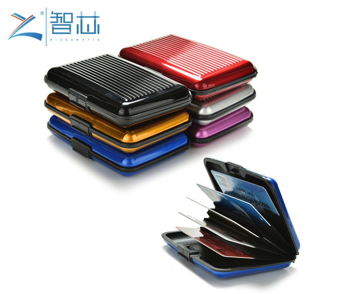 ABS Card Case Bag for Protect 13.56mhz RFID Bank Card