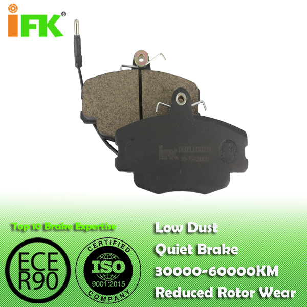 4250.41/GDB807/D292 Semi-metallic/Low-metallic/NAO/Ceramic Disc brake pad manufacturer