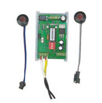 Infrared/Security sensor with automaticlly detector