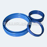 Hydraulic cylinder seals with good sealing effect