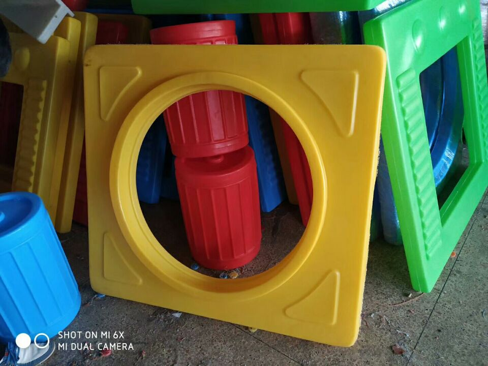 outdoor playground slide for replace the accessories,plastic slide accessories,amusement tube slide customized made