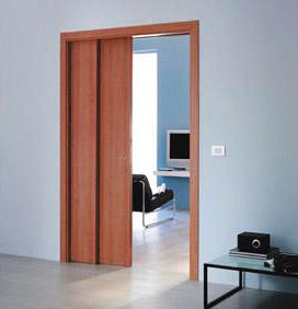 Semi Auto Sliding Door SA80 Door Window And Accessories