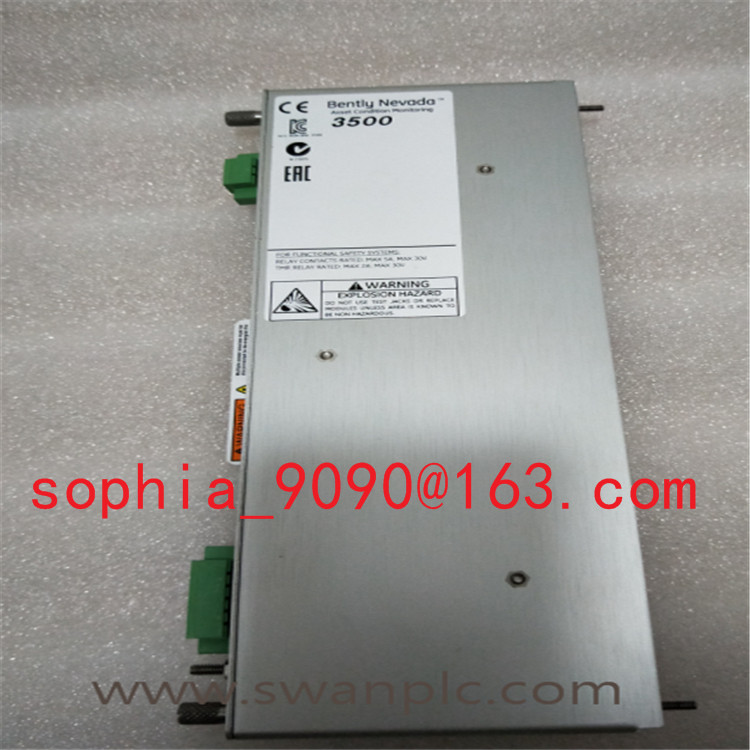 3500/60 3500 System Monitor Module
