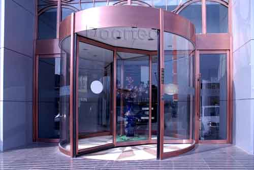 Three-wings automatic revolving door(HH-RD4)