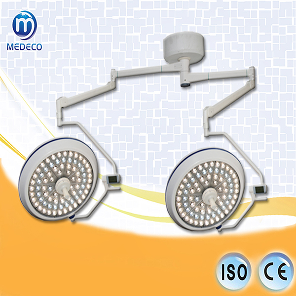 II LED Shadowless Lamp Double Dome 700/700 Operating Light