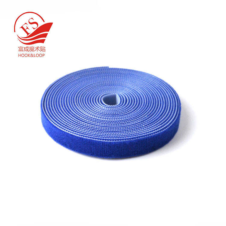 High Quality Adhesive Back to Back Hook and Loop with Various Color