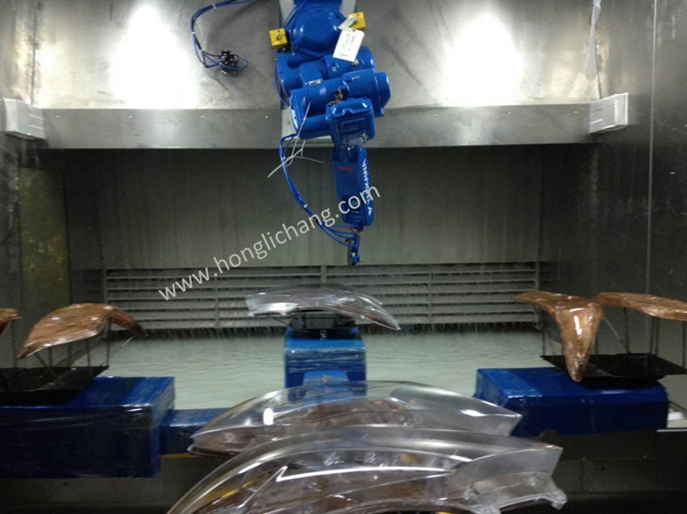 Turnkey Spray Painting Equipment for Painting Plant