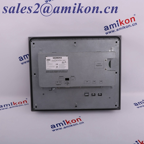 SIEMENS SIMATIC S5 | 6ES5466-8MC11 | sales2@amikon.cn | DISTRIBUTOR