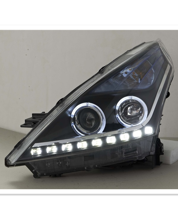 2009up Nissan Teana headlamp  Modified Au