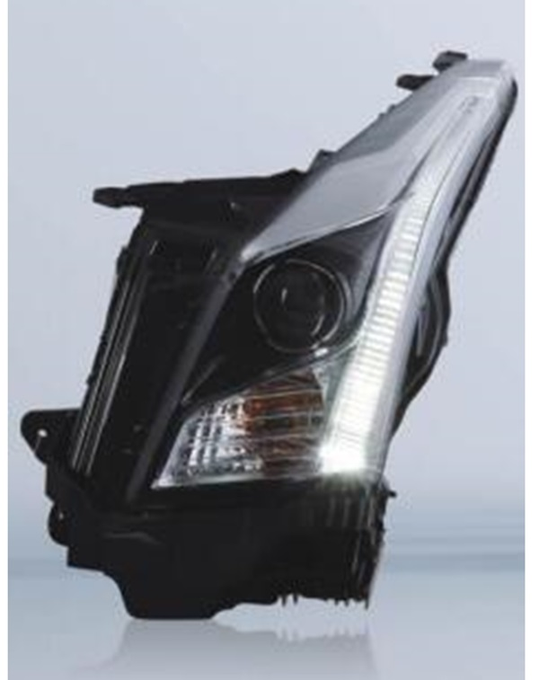 modified and OEM 2015up Cadillac ATS-L headlamp