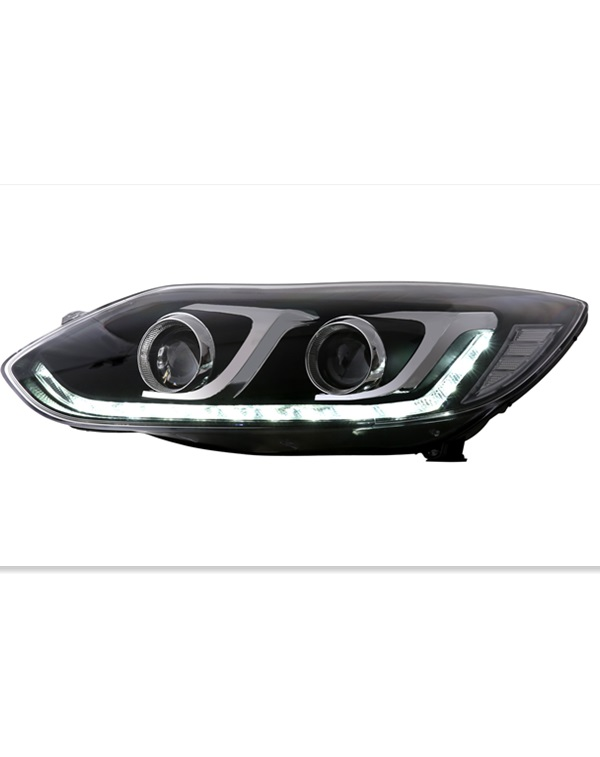 modified 2012-2014 Ford focus headlamp and taillamp