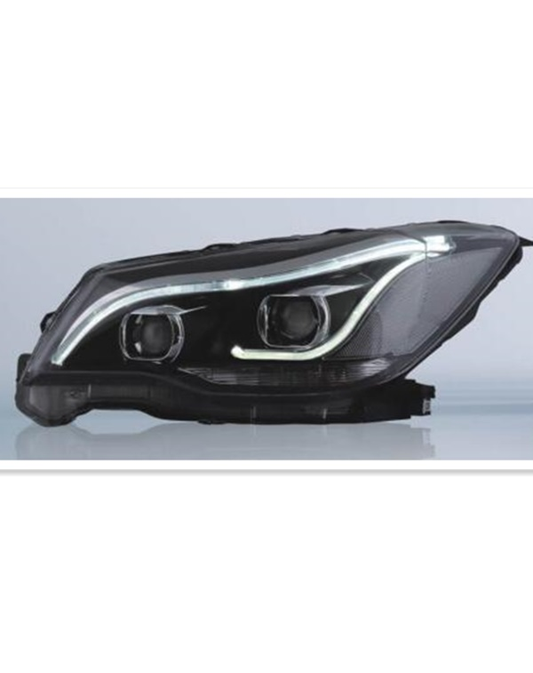 2013-2016 SUBARU Forester headlamp