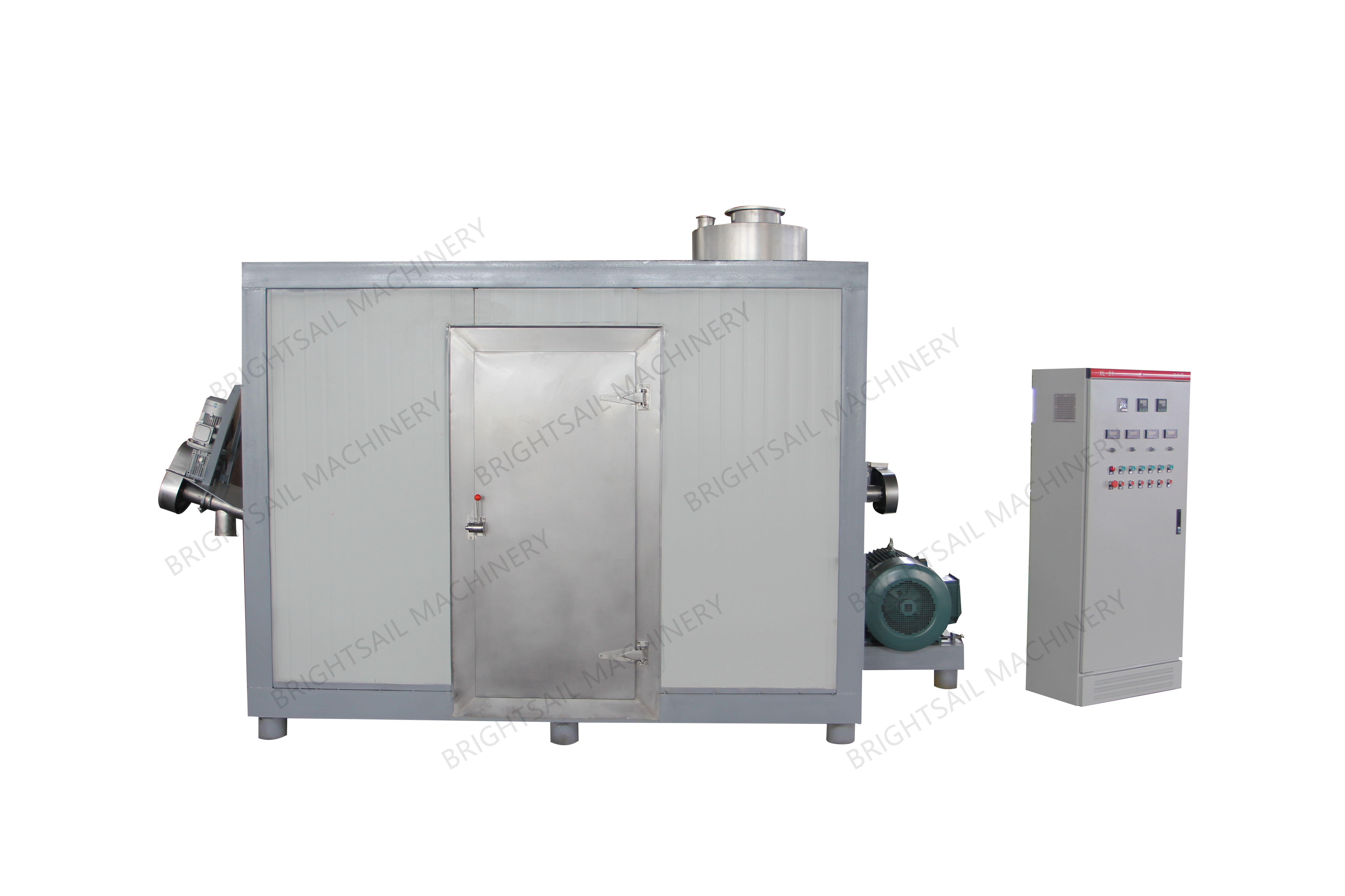 BS cryogenic grinding mill machine