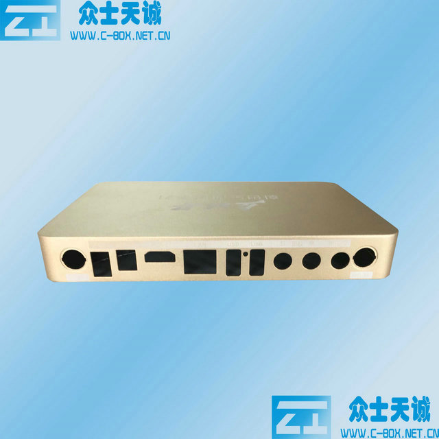 media player shell box enclosure wifi router case 190*130*26mm