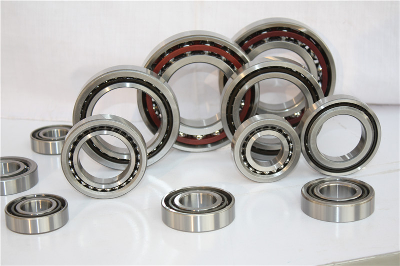 High  quality angular contact ball bearings for machine tool spindle