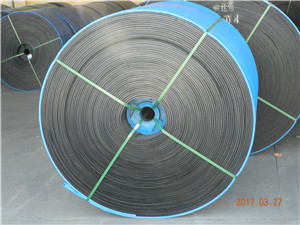ISO standard high temperature-resistant ep/nn 800mm conveyor belt for sale