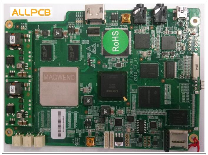 OEM PCB PCBA Assembly Board Manufacturer for pcb fabricated and assembled