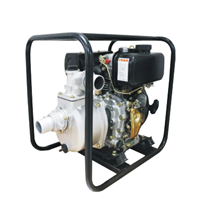 Portable Diesel Self-priming Pump LK