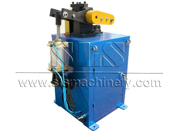 Rotating Pneumatic Cold Saw Machine