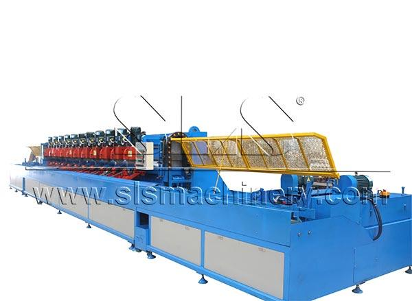 Multi-Head Pipe Cutting Machine With Magazine Loader