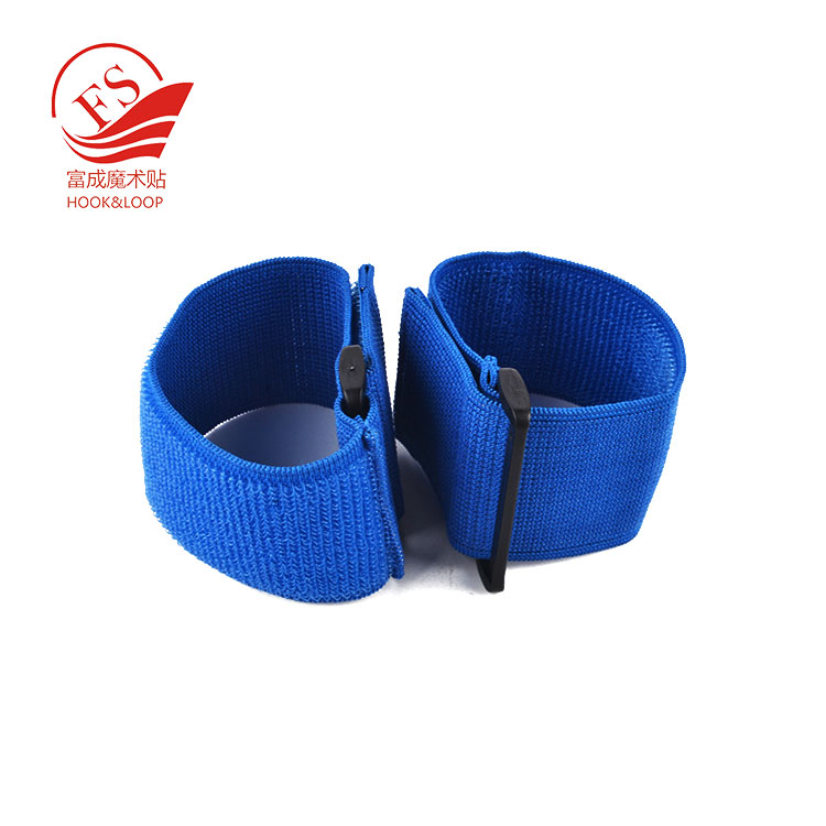 Heavy duty hook and loop Custom Logo Nylon Pallet Strap