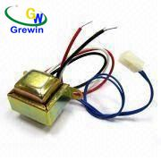 Encapsulated Switching Power Low Frequency Transformer for Landscape Lighting