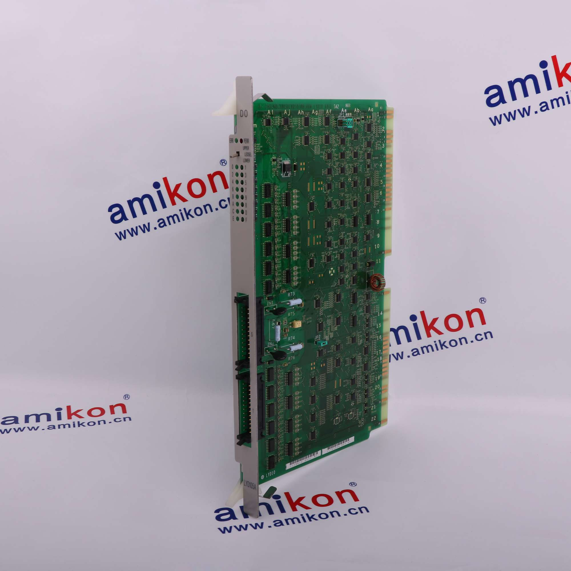 LAM PCB, A4 GAS BOX INTERFACE, VMIVME MODEL 5530S 810-077433-002