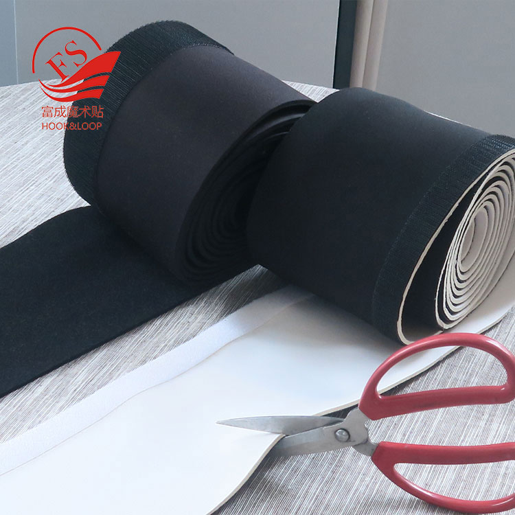 Custom Flexible Neoprene Cable Organizer Wrap Cable Management Sleeve