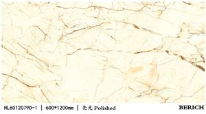 marble look smooth glazed polished porcelain interior floor tiles