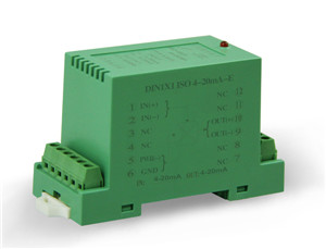 Good quality RS232/485 to 4-20mA Signal Converter