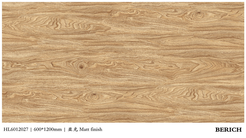 Glazed wood look porcelain tile wood texture floor tile