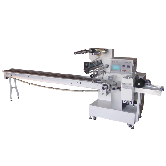 customizable single-line Long object automatic packaging machine