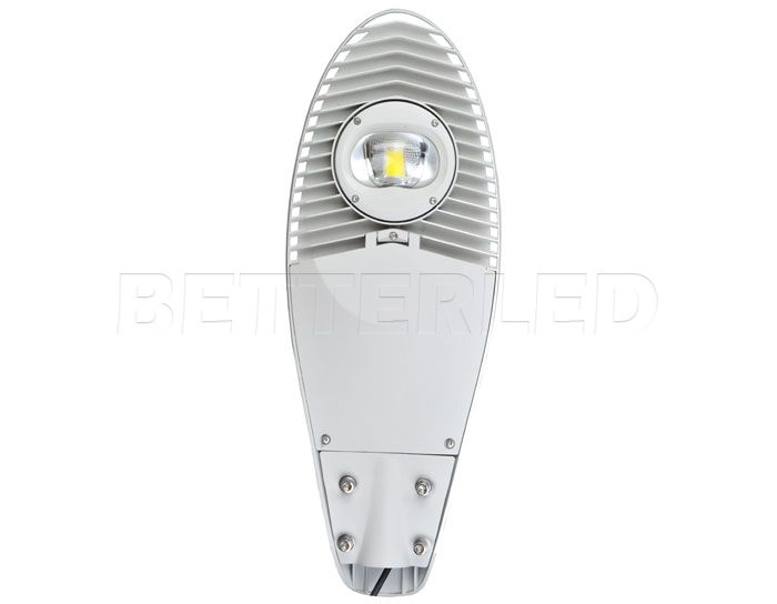 Adjustable LED street light