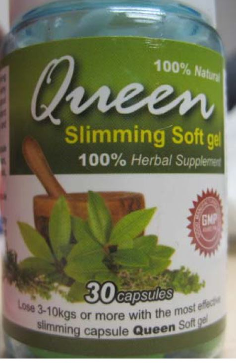 Queen Slimming Soft Gel