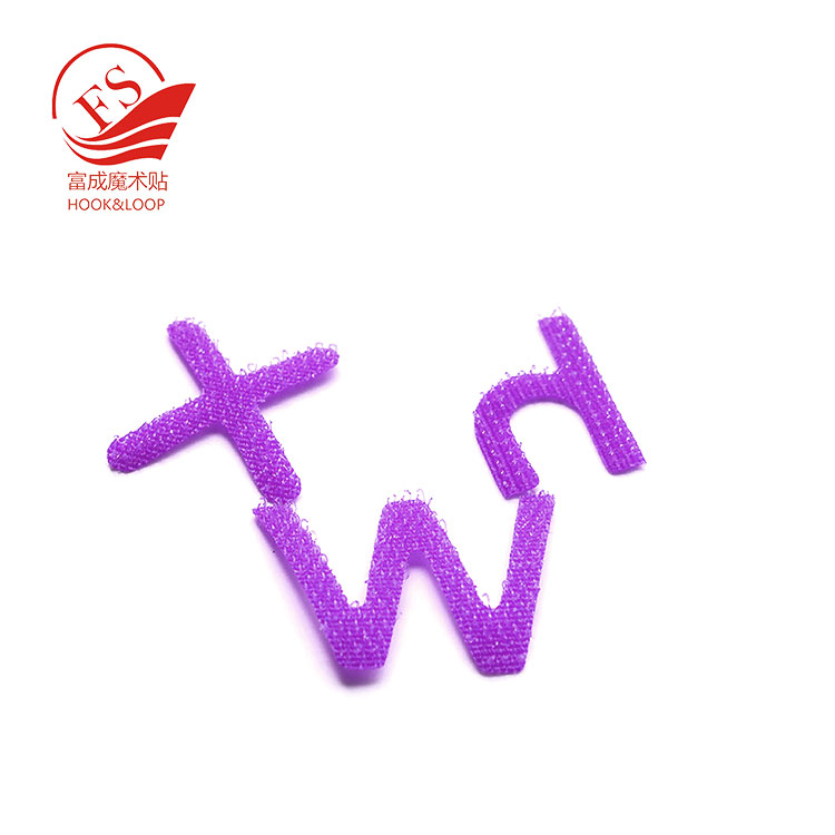 Wholesale lovely printed Hook Loop alphabet letter for children Wholesale lovely printed Hook Loop alphabet letter for children